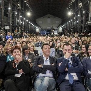 """Ultimi mesi di Parlamento, coalizione ampia. Dopo le polemiche su Visco il premierchiede a Renzi una """"conclusione ordinata della legislatura""""."""