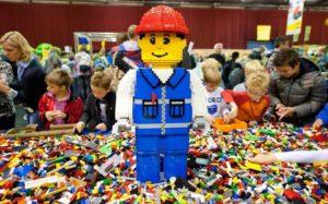 Brick Live, a breve il grande evento della Lego a Napoli