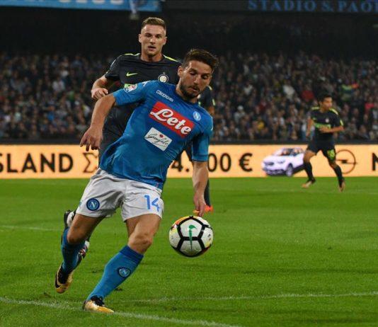 Il muro dell'Inter blocca il Napoli. Al San Paolo 0-0