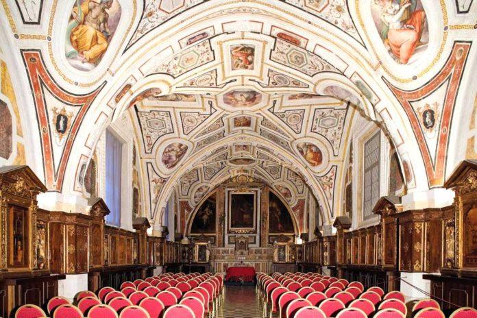 Concerto di beneficenza dell'Immacolata nella Sala del Vasari