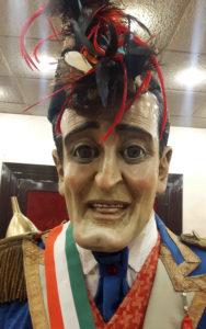 Teatro Totò, il principe de Curtis rivive con un'opera di Ferrigno