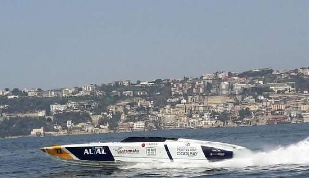 Su Rai Sport le gare di motonautica disputate a Napoli