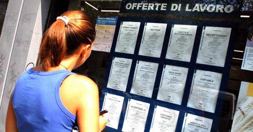Disoccupazione, al Sud in 600mila famiglie tutti i componenti sono senza lavoro