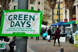 Green Days, appuntamento a Napoli nel cuore del Vomero