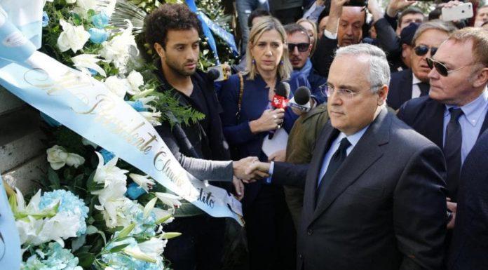 Antisemitismo allo stadio Olimpico, la Lazio visita la Sinagoga