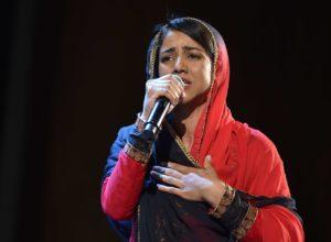 """Sonita Alizadeh si ribella: """"Mai più spose bambine"""""""