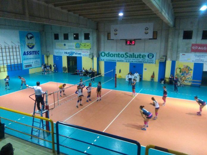 Molinari Volley Ponticelli, arriva la prima vittoria in B2