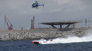 campionato offshore classe 3D