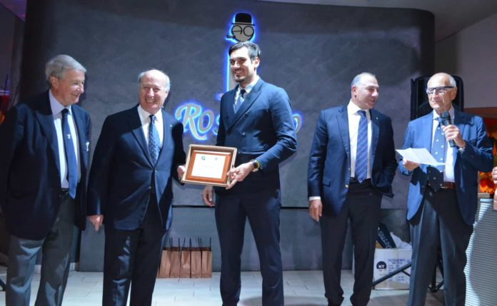 Il Panathlon Napoli premia i Canottieri Campani