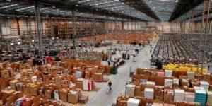 Amazon, sciopero a Piacenza per il giorno del Black Friday