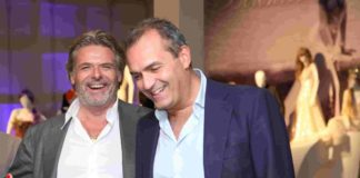 Il sindaco Luigi de Magistris elogia la fiera Tutto Sposi