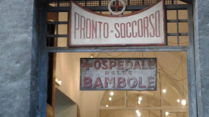 Ospedale delle Bambole di Napoli: eventi e laboratori per bambini