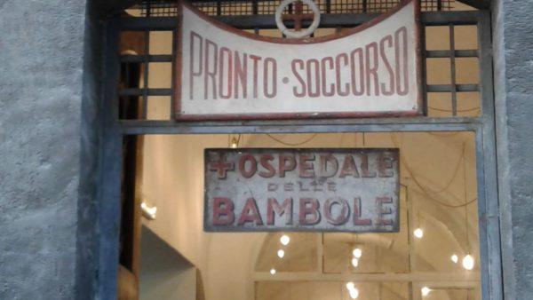 Napoli, Ospedale delle Bambole: arriva l'Halloween Napoletano
