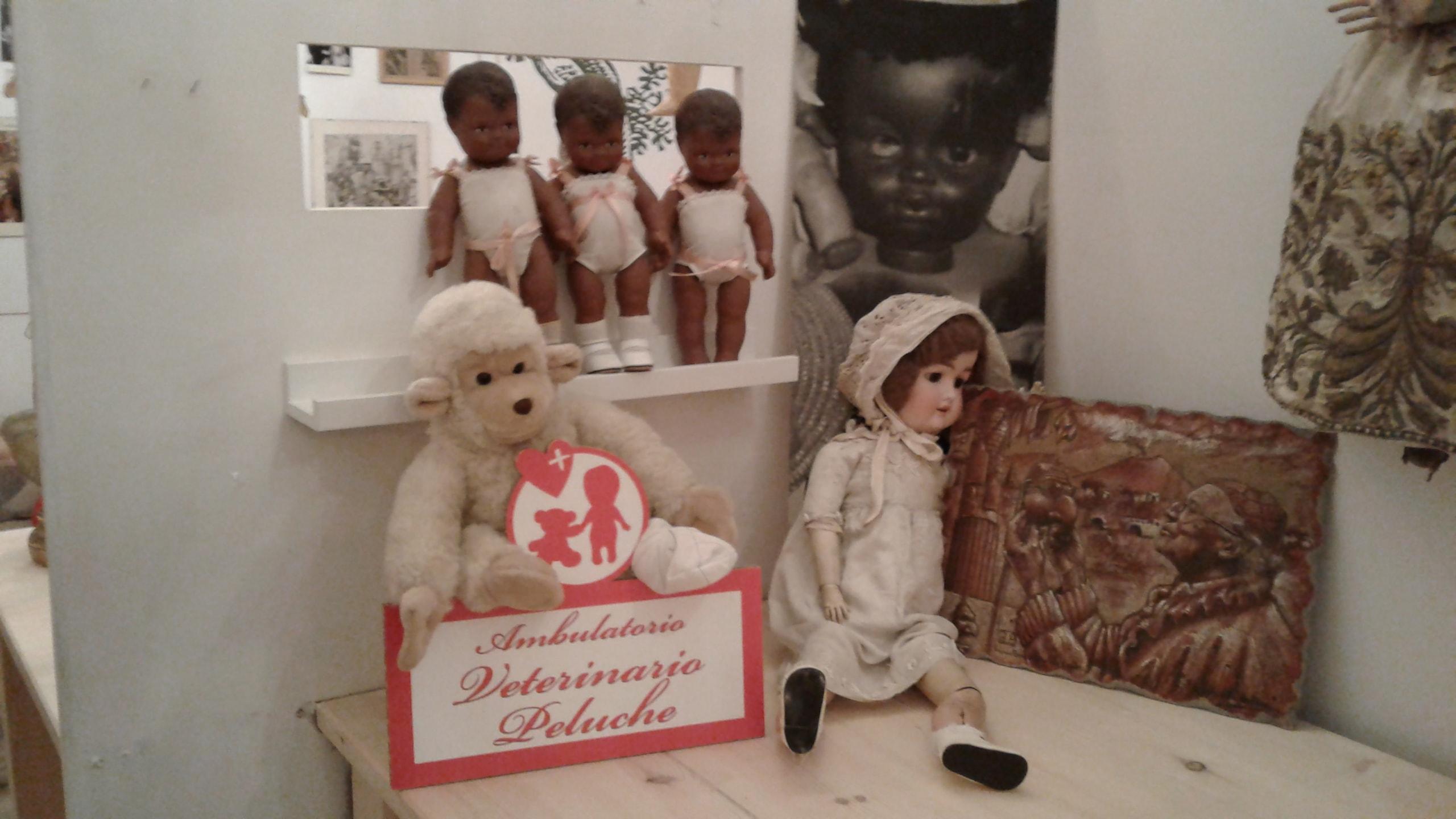 Popolare Ospedale delle Bambole, nuova sede al Centro Storico di Napoli  RV31