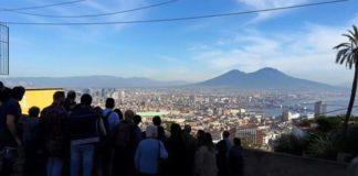 Trekking urbano, dalla Pedamentina a Spaccanapoli