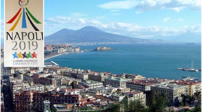 Universiadi 2019, ritardi a Napoli: molte gare spostate a Salerno