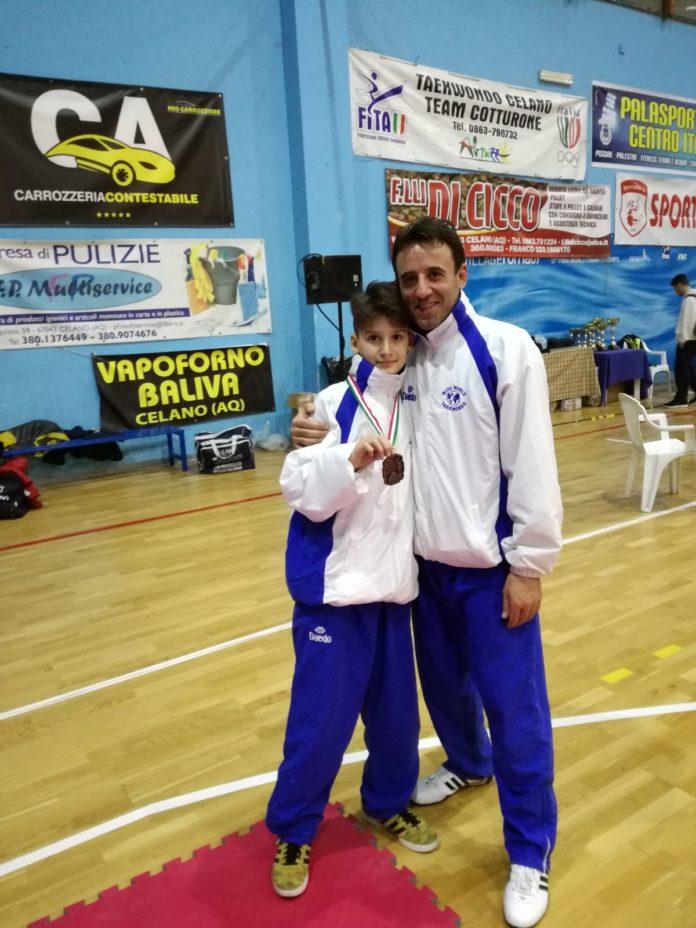 Campionato interregionale Abruzzo 2017: bronzo per Giuseppe Caputo
