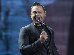 Tiziano Ferro a 'Speciale per un'ora d'amore' su Radio Subasio