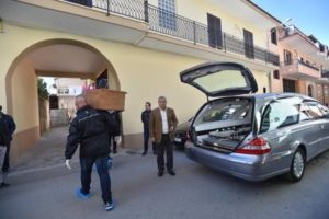 Cronaca di Caserta. Duplice omicidio familiare. Arrestato il figlio