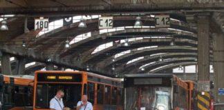 Anm Napoli dipendenti dichiarati inidonei tornano a guidare i bus