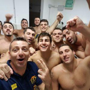 Una grande Canottieri batte a Savona la Rari Nantes per 8 a 6