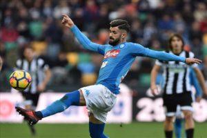 Ultimissime Calcio Napoli. Gli azzurri vincono a Udine e restano in vetta