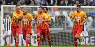 Benevento Calcio, sosta di campionato in ritiro