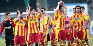 Il Benevento arriva agli ottavi di finale in Coppa Italia