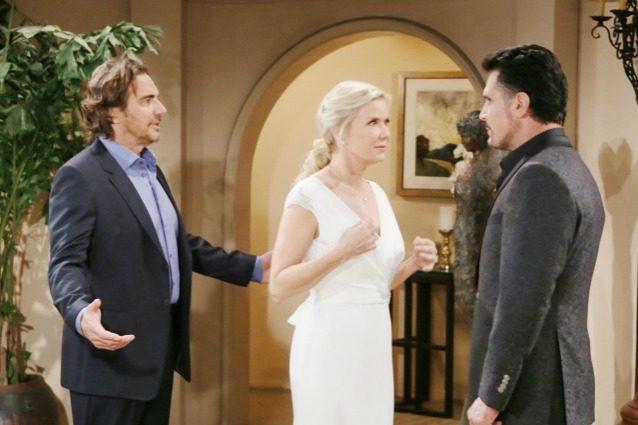 Beautiful, anticipazioni: Brooke è tornata tra le braccia di Bill