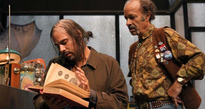 Al Teatro Bellini in scena American Buffalo di Marco D'Amore