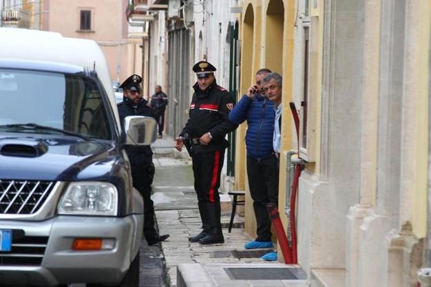 Ultime notizie di cronaca. Carabiniere uccide sorella, cognato e padre