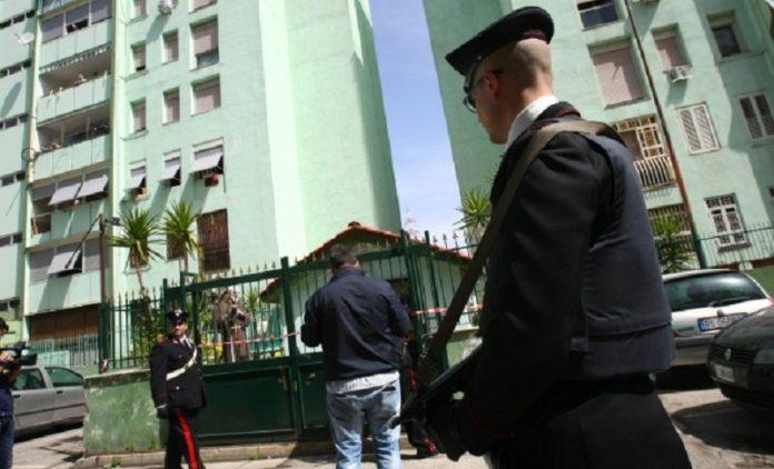 Cronaca di Napoli. Blitz antidroga al Parco Verde di Caivano