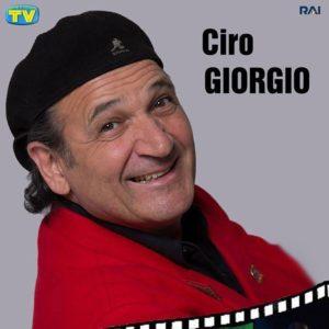 Ciro Giorgio, festa di compleanno e anniversario artistico