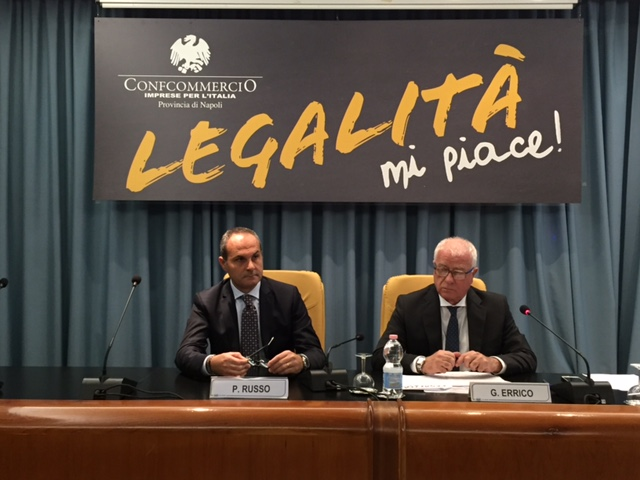 Confcommercio, racket ed estorsioni aumentano in Campania