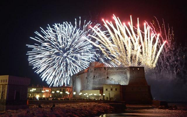 Capodanno 2018 a Napoli: eventi in piazza, concerti e fuochi d'artificio