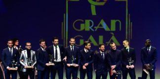 Ultimissime Calcio Napoli, azzurri protagonisti al Gran Galà del Calcio