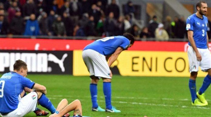 Italia-Svezia 0-0, azzurri fuori dai Mondiali dopo 60 anni