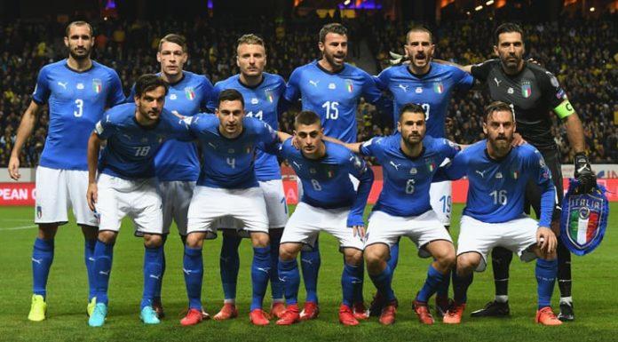 Italia-Svezia, gli azzurri si giocano la qualificazione a Russia 2018