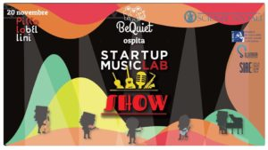 Piccolo Bellini di Napoli, Be Quiet ospita lo StartUp Music Lab