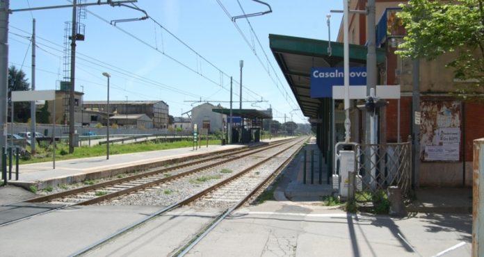 Cronaca di Napoli. Ragazza travolta dal treno a Casalnuovo