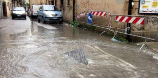 Maltempo, fango e danni in tutta la Campania
