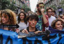 Marcia degli esclusi, Napoli manifesta per i diritti di chi non ha voce