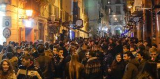 Cronaca di Napoli, rissa alla movida: arrestato figlio di un boss di Fuorigrotta