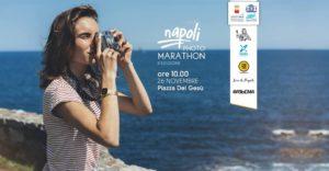 Napoli Photo Marathon, fotografie per promuovere le bellezze partenopee