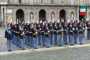 Nunziatella, 230 anni di orgoglio, il giuramento degli allievi