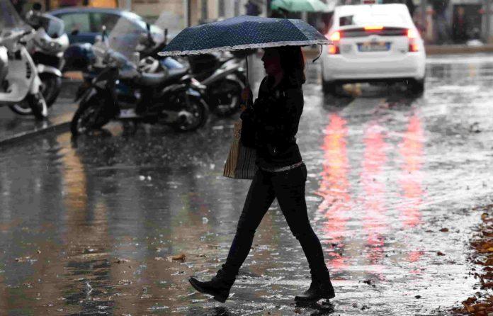 Allerta meteo in Campania con arrivo forti temporali. Ecco le zone a rischio
