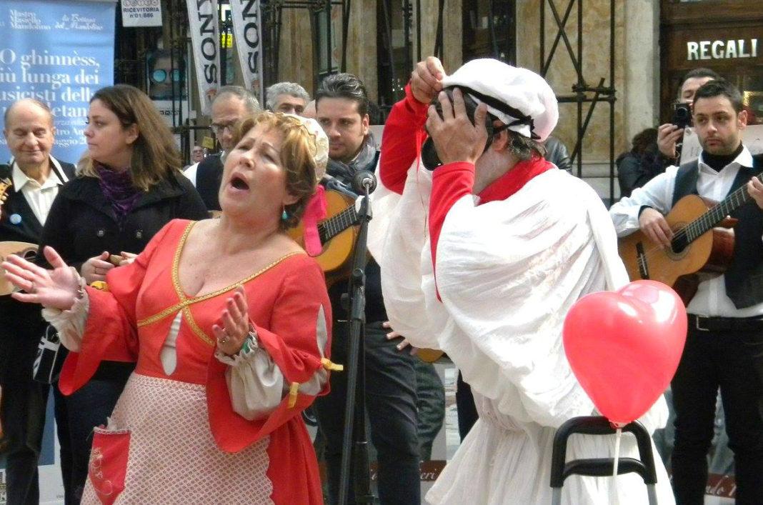 scuola di teatro pulcinella e colombina