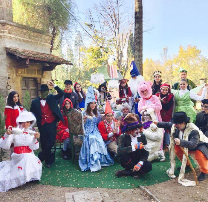 Il Piccolo Regno Incantato, i personaggi delle favole a Napoli