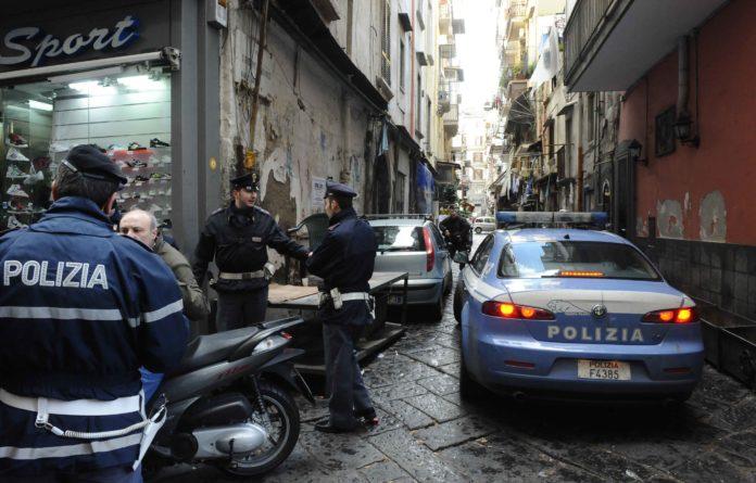 Cronaca di Napoli. Agguato, ucciso un uomo ai Quartieri Spagnoli