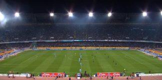 Il Comune di Napoli ha approvato due delibere di Giunta in merito alla riqualificazione della pista d'atletica ai lavori per l'impianto di illuminazione dello Stadio San Paolo